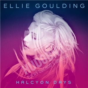 Ellie Goulding - Halcyon Days len 13,85 €