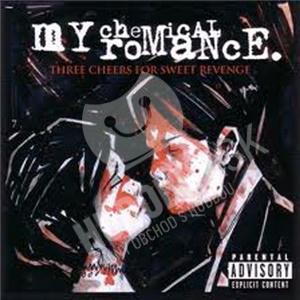 MY CHEMICAL ROMANCE - Three Cheers For Sweet Revenge len 8,49 €
