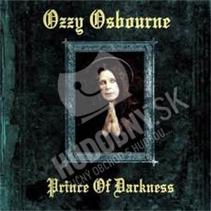 Ozzy Osbourne - Prince of Darkness (4CD Box Set) len 149,99 €