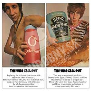 The Who - Sell Out len 9,99 €