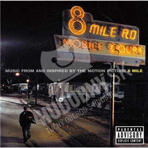 OST - 8 Mile (Music from and Inspired By the Motion Picture) len 8,49 €