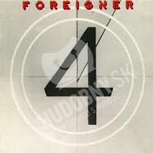 Foreigner - 4 len 8,49 €