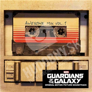 OST - Guardians of the Galaxy - Awesome Mix, Vol. 1 (Original Motion Picture Soundtrack) len 9,99 €