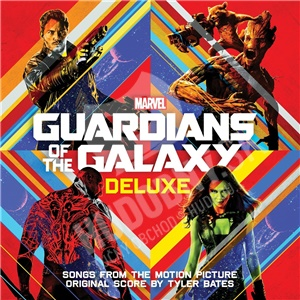 OST, Tyler Bates - Guardians of the Galaxy - Deluxe (Songs From The Motion Picture Original Score) len 13,99 €