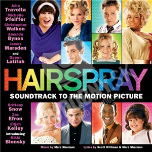 OST - Hairspray (Soundtrack To the Motion Picture) len 10,99 €