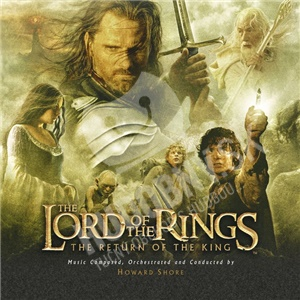 OST, Howard Shore - The Lord of the Rings - The Return of the King (Soundtrack from the Motion Picture) len 14,99 €