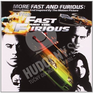 OST - More Fast and Furious (Music From And Inspired By The Motion Picture) len 8,99 €
