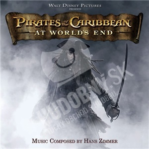 OST, Hans Zimmer - Pirates of the Caribbean - At World's End (Soundtrack from the Motion Picture) len 14,99 €