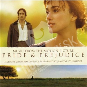 OST, Dario Marianelli, Jean-Yves Thibaudet - Pride & Prejudice (Music from the Motion Picture) len 10,99 €