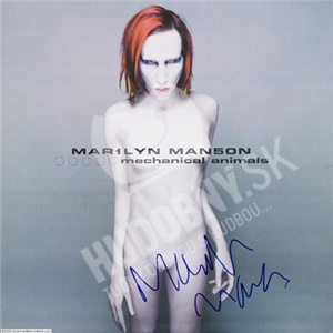 Marilyn Manson - Mechanical Animals od 10,49 €