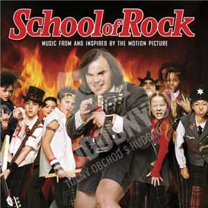OST - School of Rock (Music from and Inspired By the Motion Picture) len 15,99 €