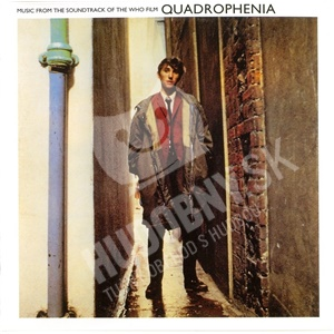 OST, The Who - Quadrophenia (Music From The Soundtrack Of The Who Film) len 14,49 €