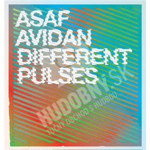 Asaf Avidan - Different Pulses len 13,99 €