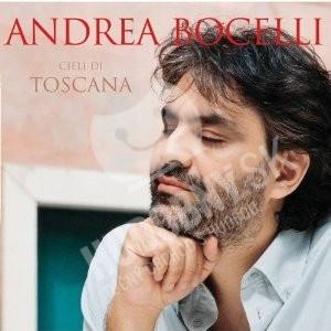 Andrea Bocelli - Cieli di Toscana len 14,99 €