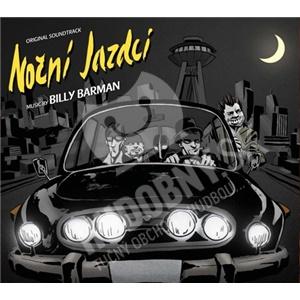 Billy Barman - Noční jazdci len 14,99 €