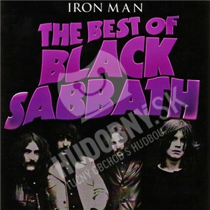 Black Sabbath - Iron Man - The Best Of Black Sabbath od 9,89 €