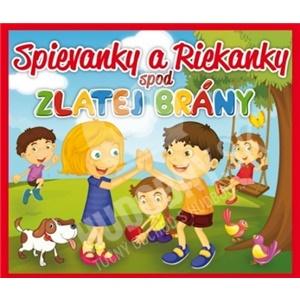 VAR - Spievanky a riekanky spod Zlatej brány od 9,49 €