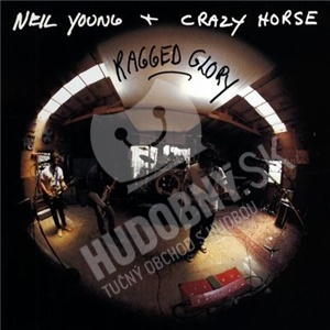 Neil Young - Ragged Glory len 8,49 €
