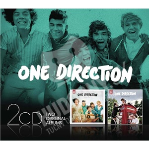 One Direction - Up All Night & Take Me Home len 12,99 €
