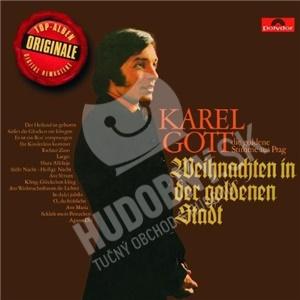 Karel Gott - Weihnachten In Der Goldenen Stadt len 12,99 €