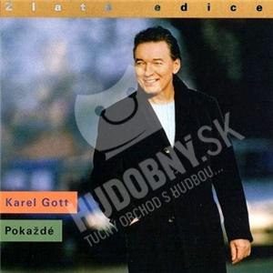 Karel Gott - Pokaždé - Zlatá Edice len 6,99 €