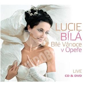 Lucie Bíla - Bílé Vánoce v Opeře Live len 13,79 €