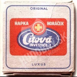 Hapka & Horáček - Citová Investice len 8,49 €