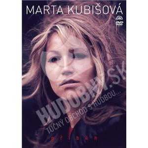 Marta Kubišová - Příběh (to nejlepší) DVD len 19,98 €