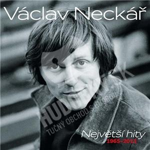 Václav Neckář - Největší hity (1965 - 2013) len 10,39 €