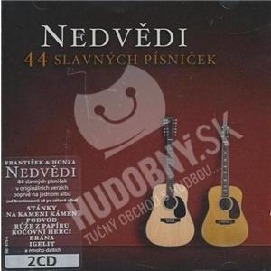 Nedvědi - 44 Slavných Písniček len 12,39 €