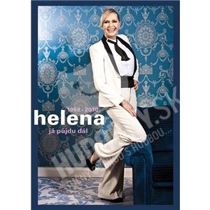Helena Vondráčková - Já půjdu dál (1968-2010) DVD od 12,49 €