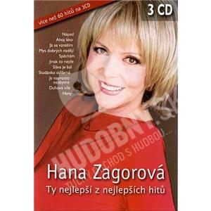 Hana Zagorová - Ty nejlepší z nejlepších hitů len 14,99 €