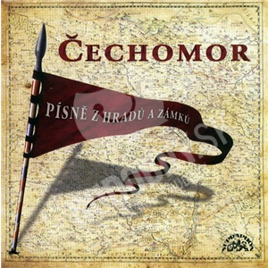 Čechomor - Písně z hradu a zámku len 6,49 €