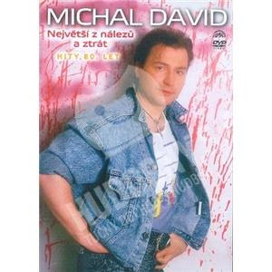 Michal David - Největší z nálezu a ztrát - Hity 80.let len 13,49 €