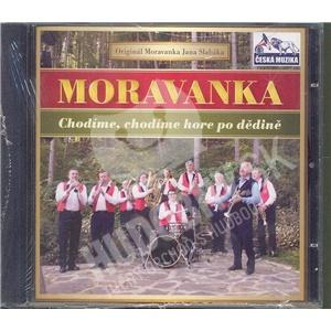 Moravanka - Chodíme, chodíme hore po dědině len 6,99 €