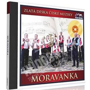 Moravanka - Zlatá deska len 6,99 €