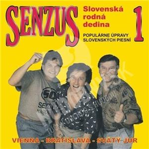 Senzus - Senzus 1 (Slovenská Rodná Dedina) len 6,99 €