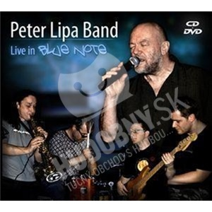 Peter Lipa - Live In Blue Note len 19,98 €