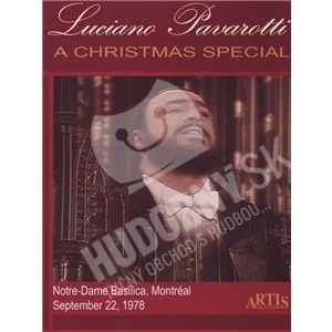 Luciano Pavarotti - A Christmas Special (CD + DVD) len 27,99 €