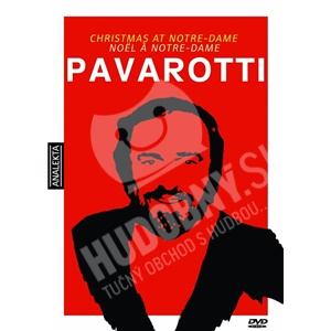 Luciano Pavarotti - Christmas At Notre Dame Montreal DVD len 27,99 €