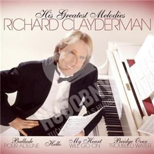 Richard Clayderman - His Greatest Melodies len 14,99 €