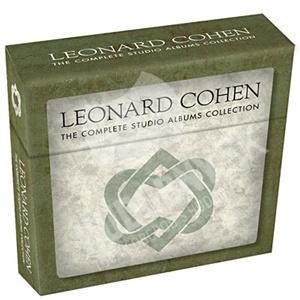 Leonard Cohen - The Complete Studio Albums Collection len 54,99 €