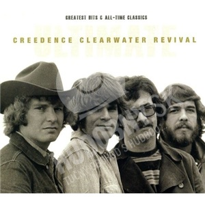 Creedence Clearwater Revival - Ultimate CCR - Greatest Hits & All Classics len 26,99 €
