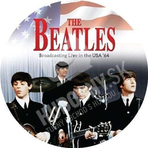 The Beatles - Broadcasting Live In The USA '64 (LP) len 49,99 €