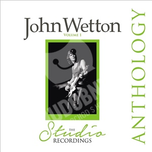 John Wetton - The Studio Recordings Anthology len 29,99 €