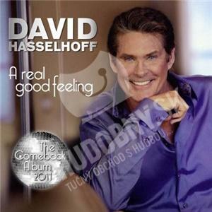 David Hasselhoff - A real good feeling len 13,90 €