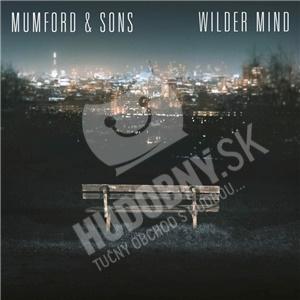 Mumford & Sons - Wilder Mind len 12,99 €