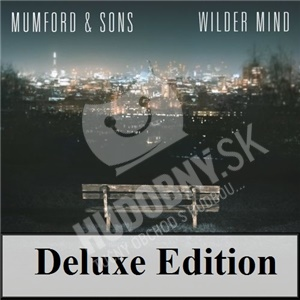 Mumford & Sons - Wilder Mind (Limited Deluxe Edition) len 17,98 €