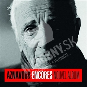 Charles Aznavour - Encores len 14,99 €