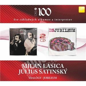 Lasica & Satinský - Dialógy / Jubileum len 9,49 €